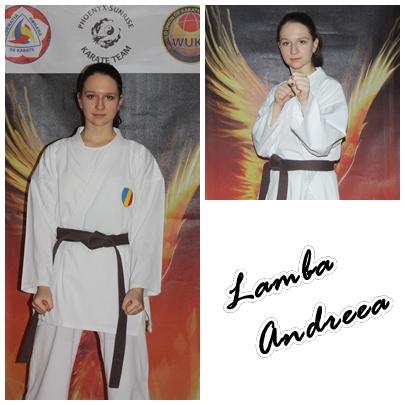 Lamba Andreea